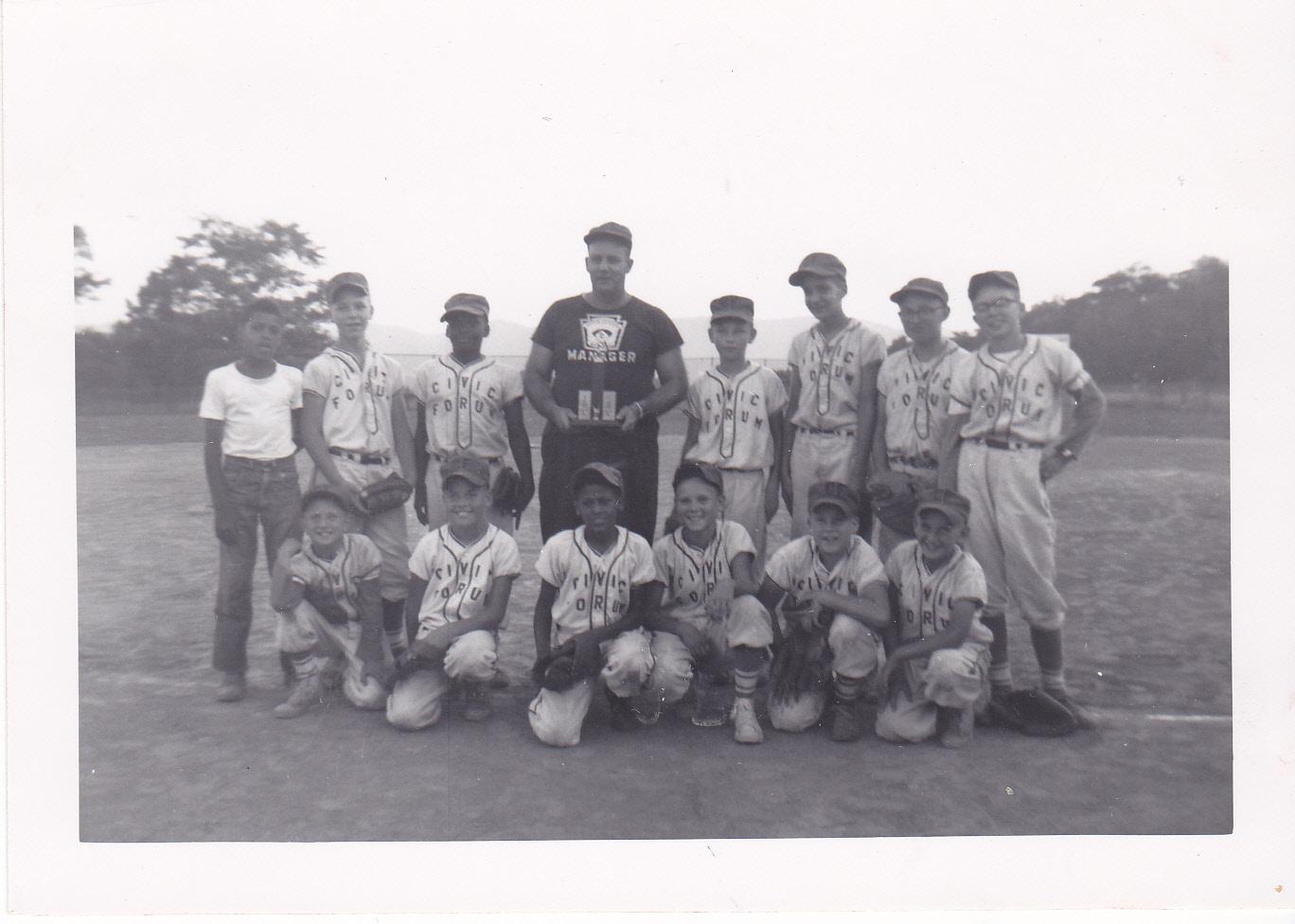 1958 Team